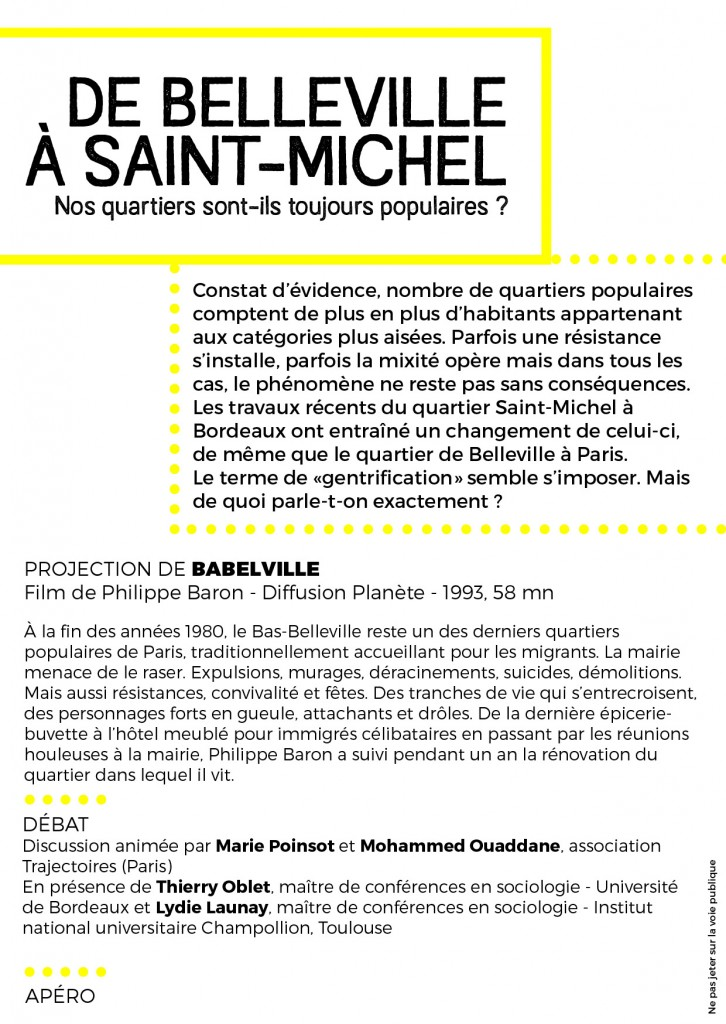 Flyer Gentrification St Michel2